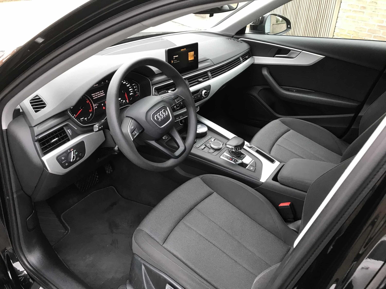 Audi A4 2.0tdi S-tronic 150pk!!