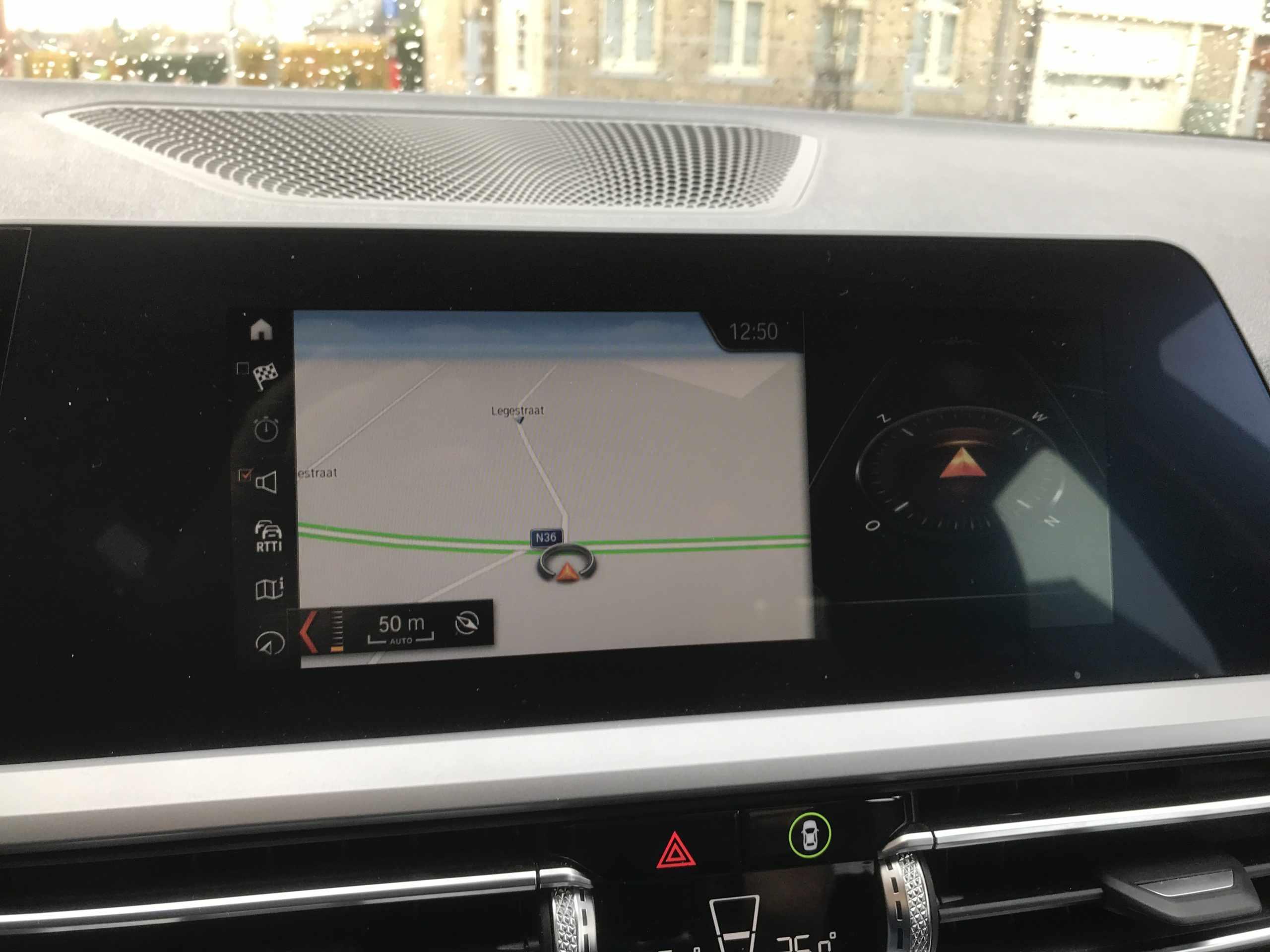 bmw 318d nieuw model 9000km!!