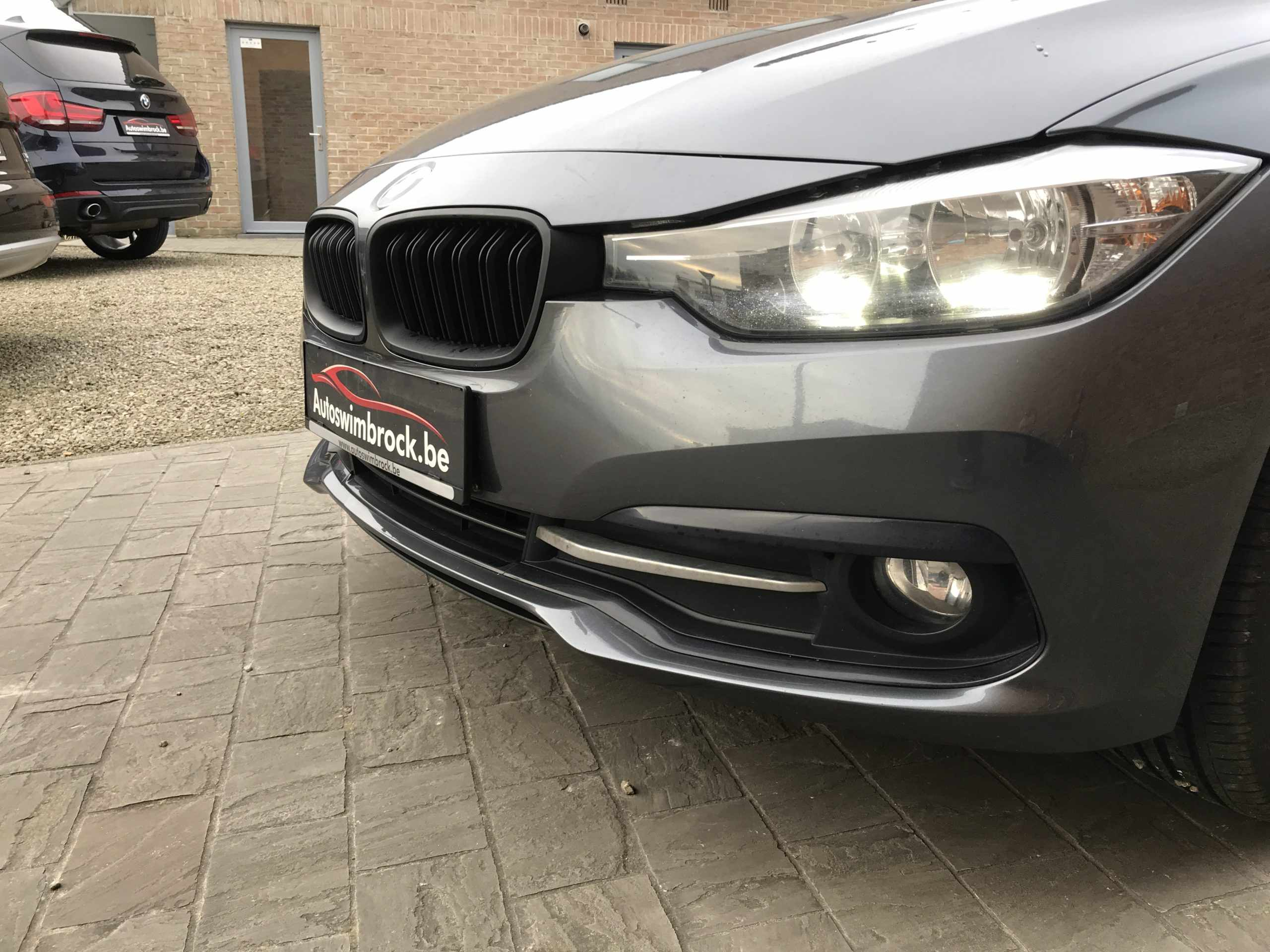 Bmw 318d face lift 150pk!!