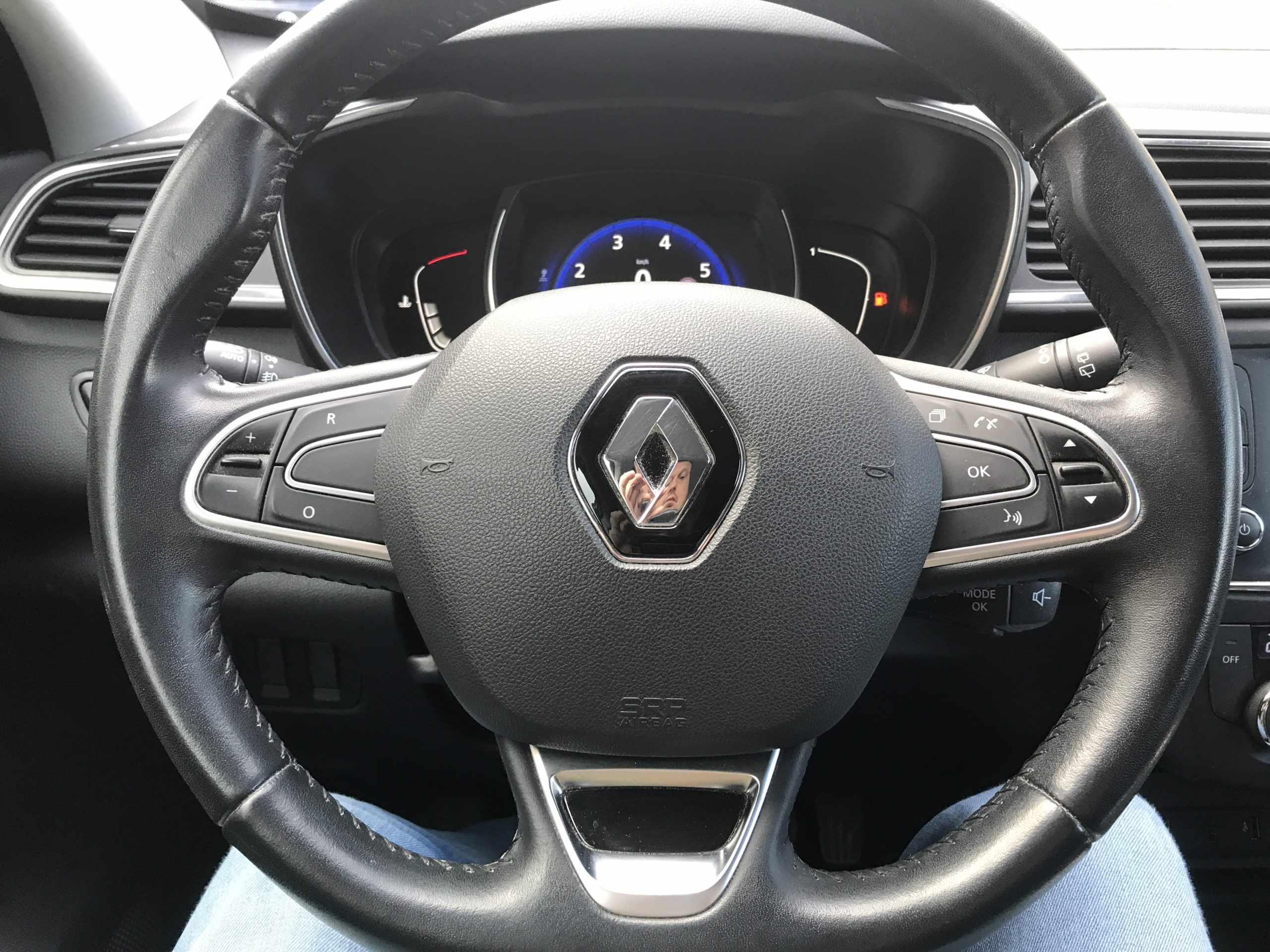 Renault kadjar als nieuw!!