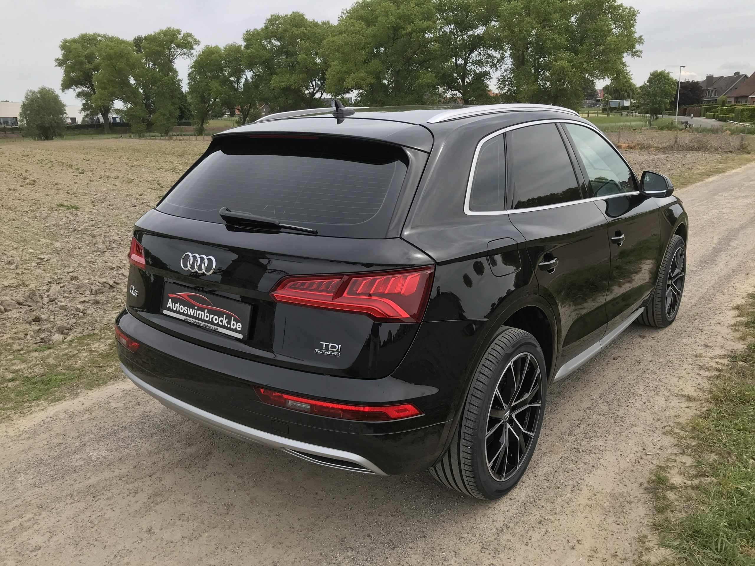 Audi Q5 2.0tdi 190pk S-tronic