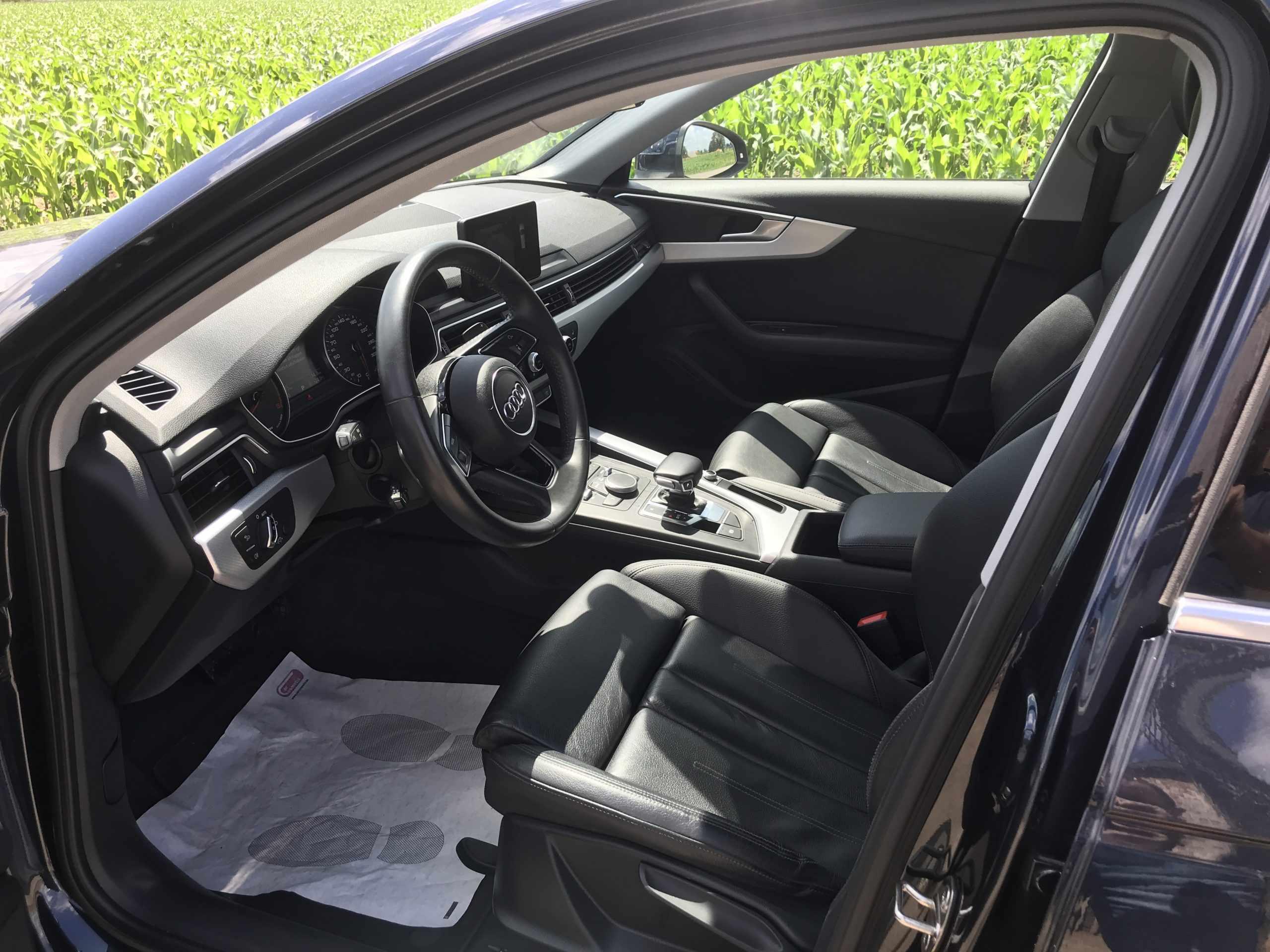 Audi A4 avant 150pk automaat