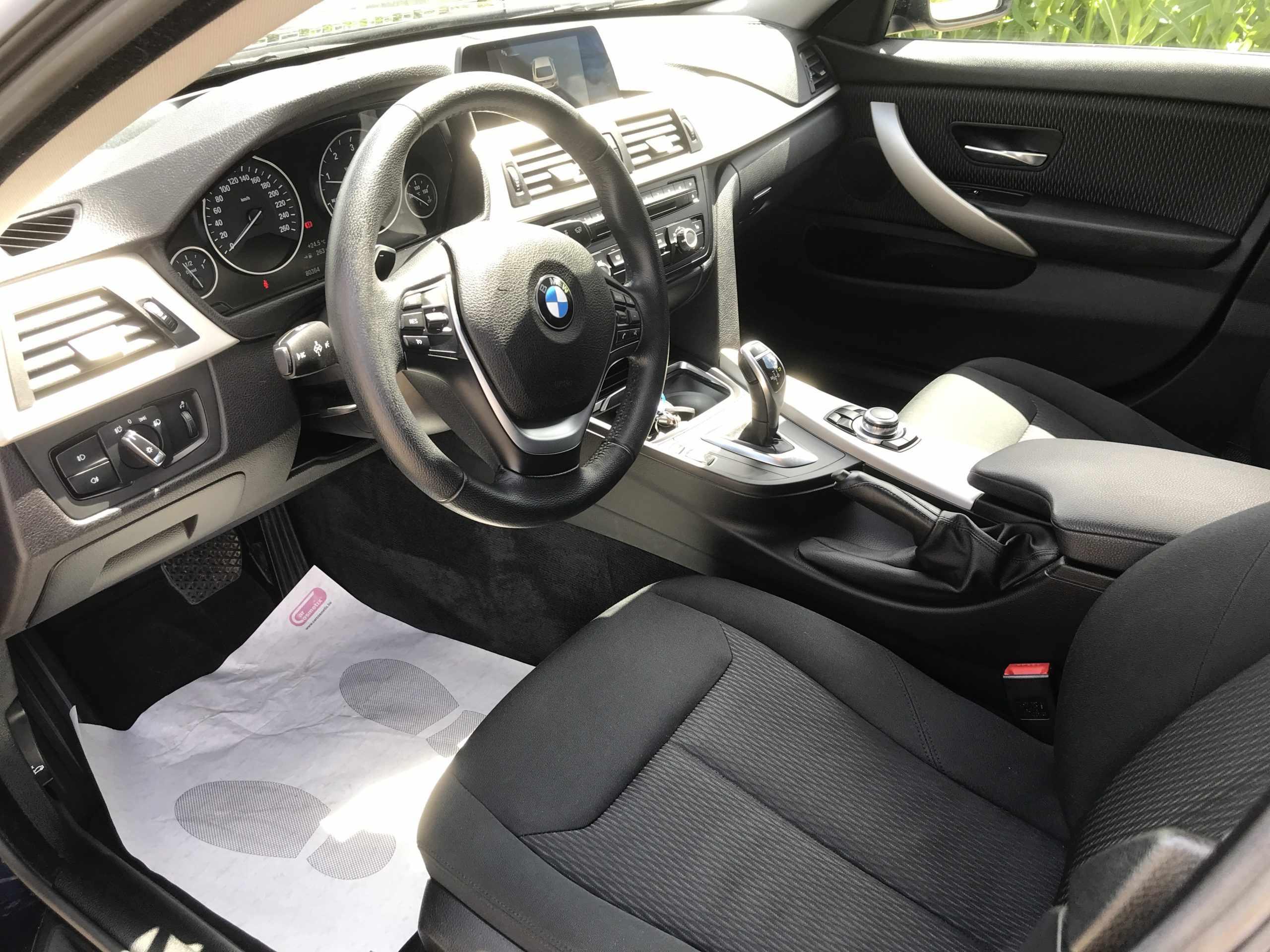 bmw 420dA gran coupe M-style