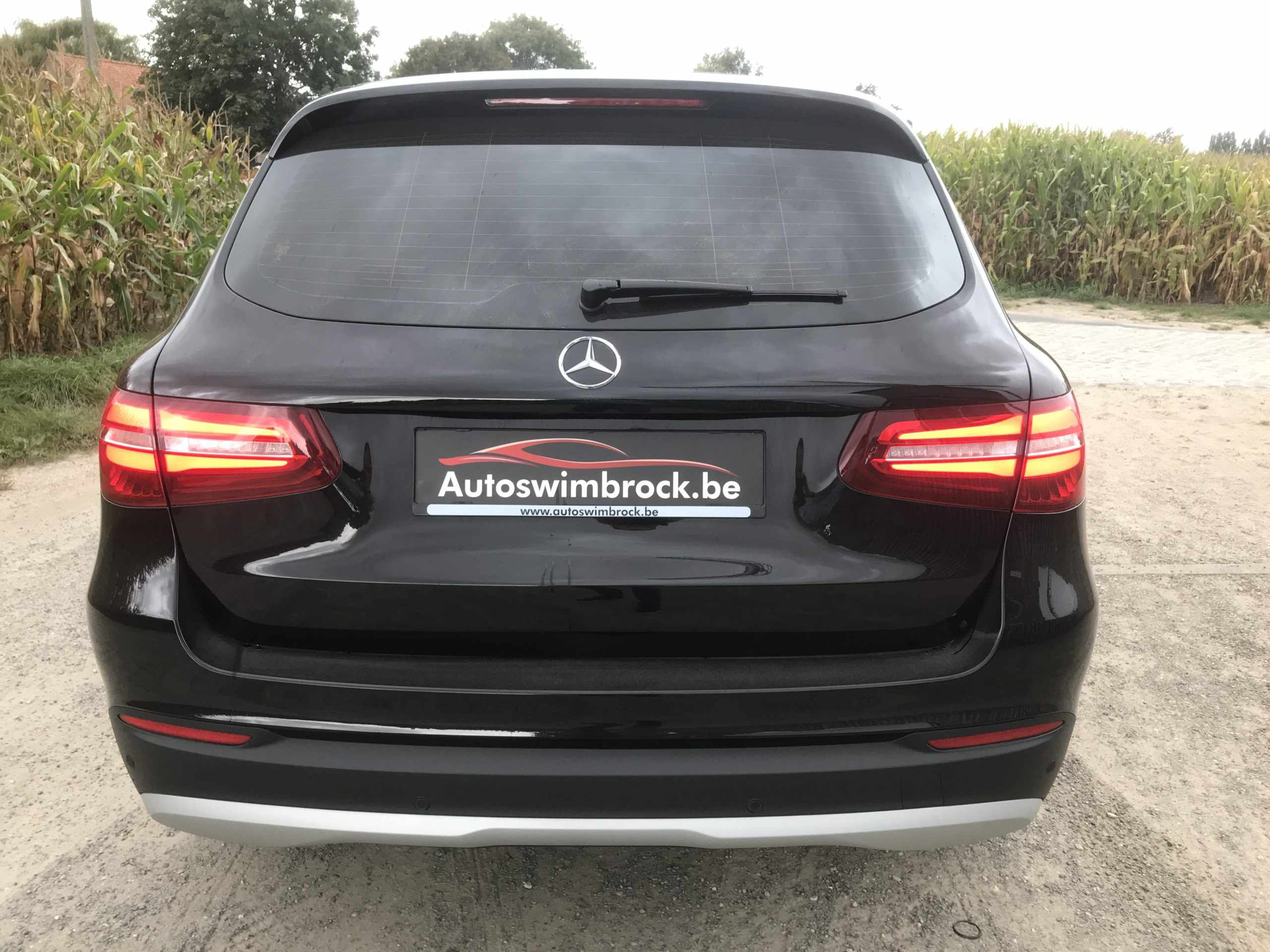 Mercedes glc 220 cdi Amg look !!