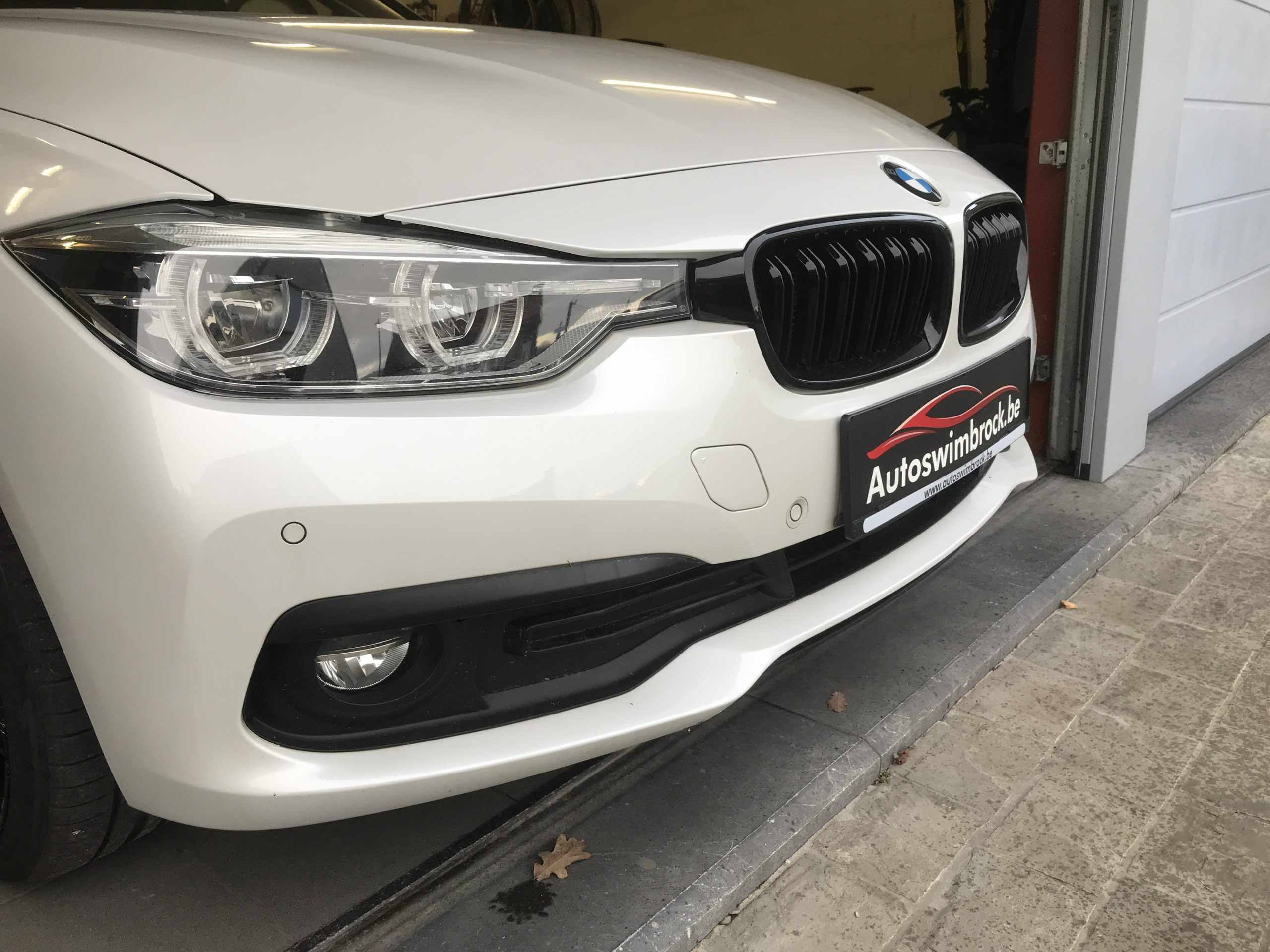bmw 316d face lift 19″ M-performance grill!