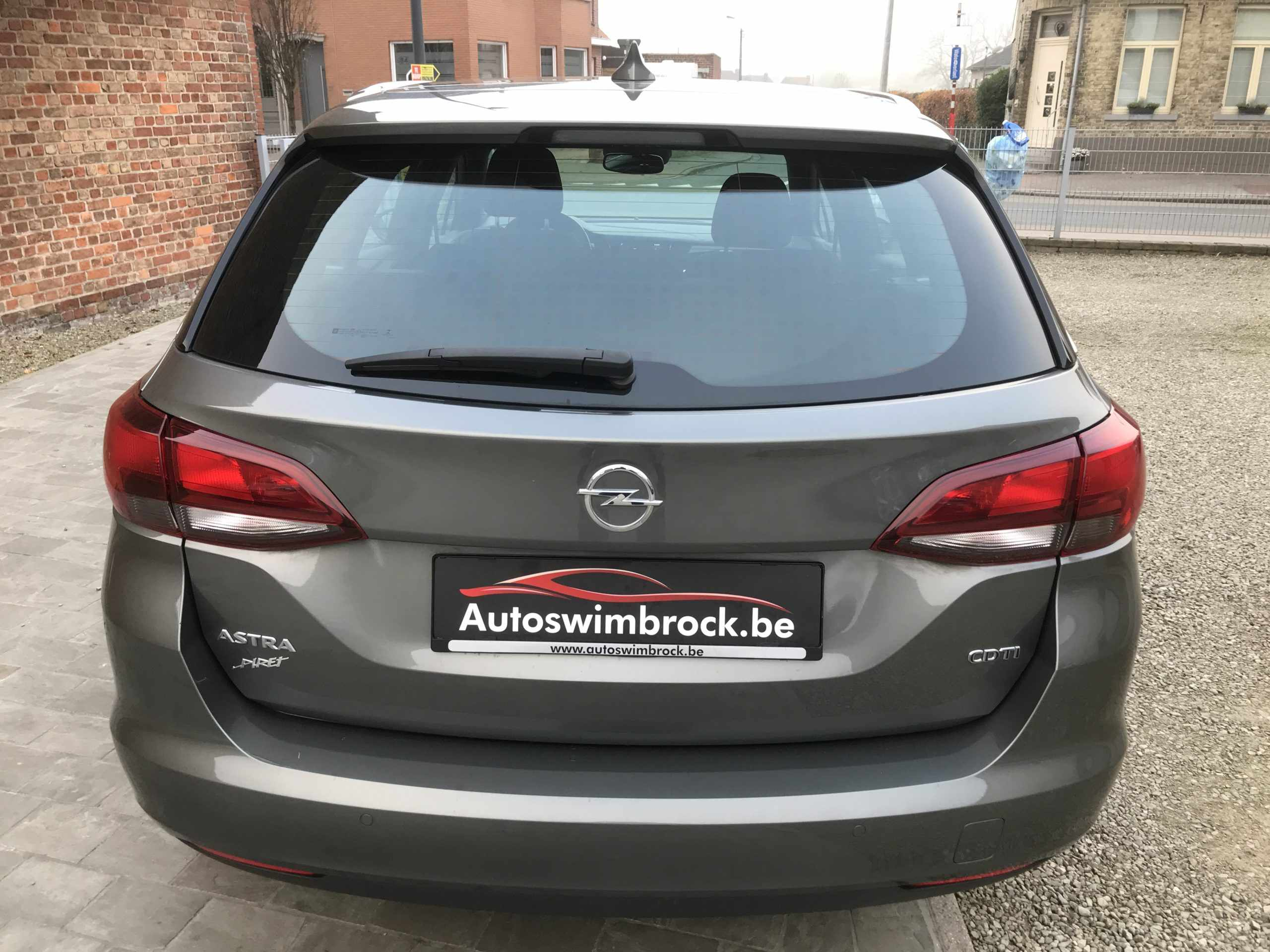 opel astra automaat!!