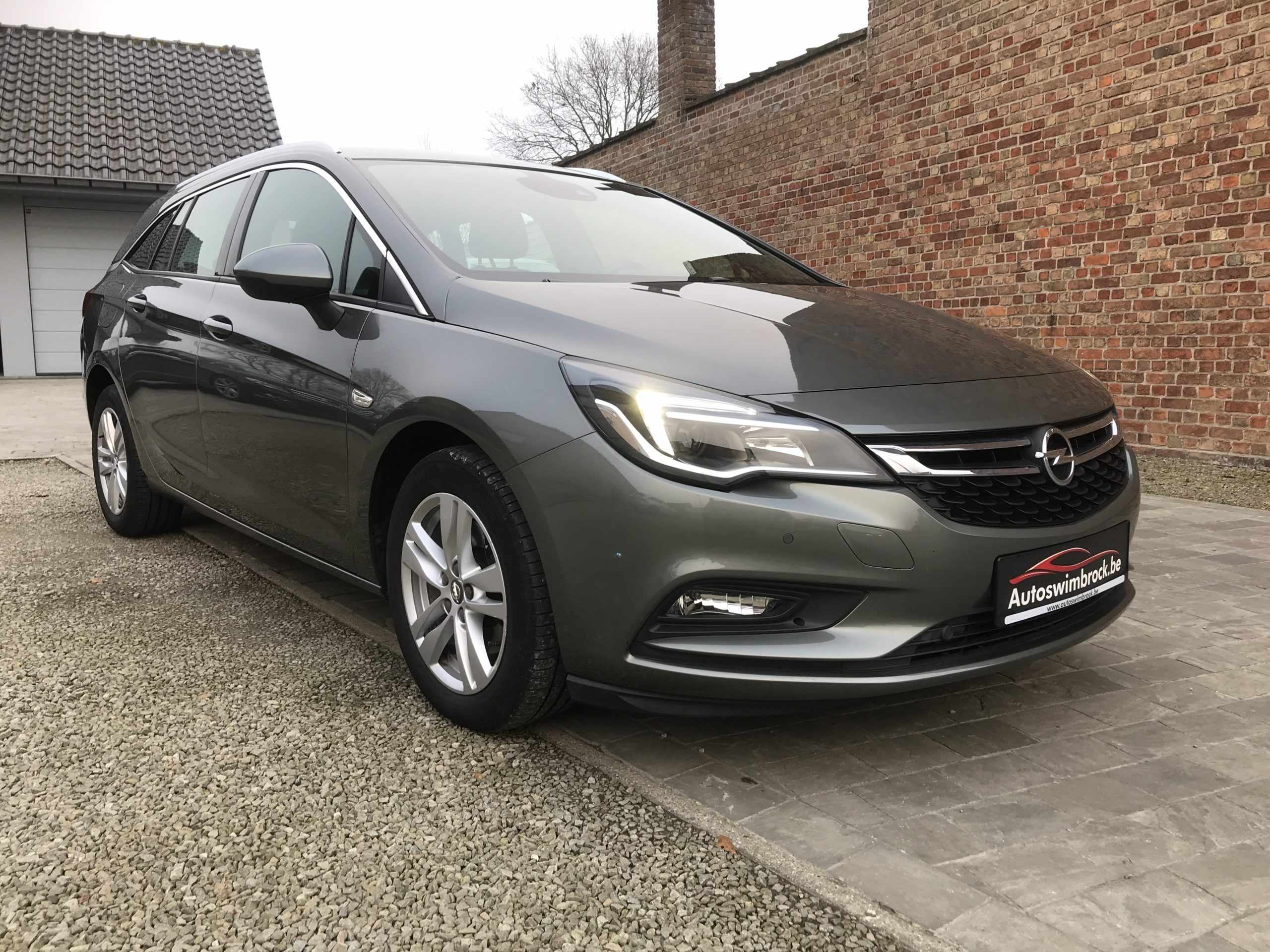 opel astra automaat !!