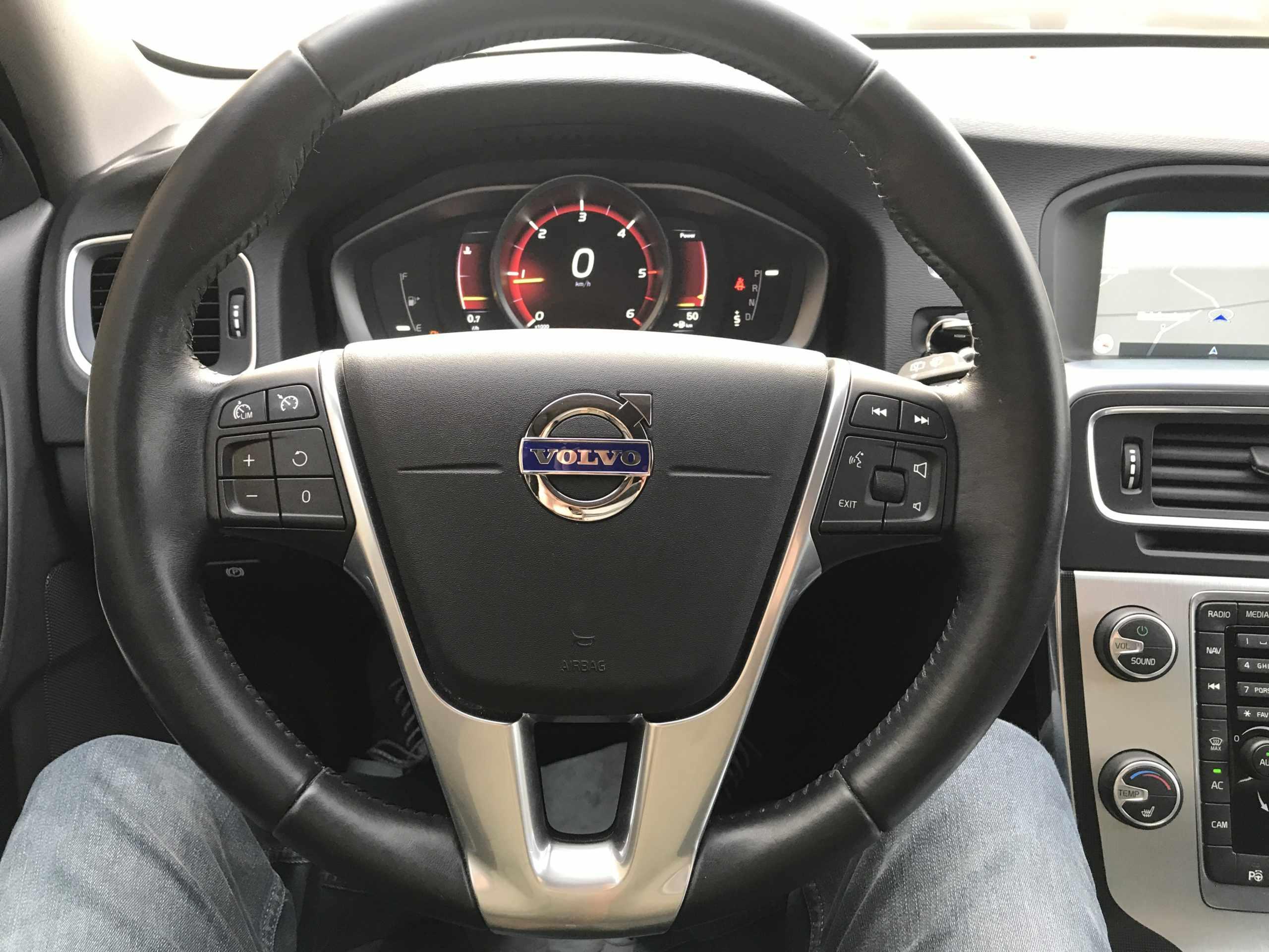 Volvo V60 ocean race geartronic met waarborg